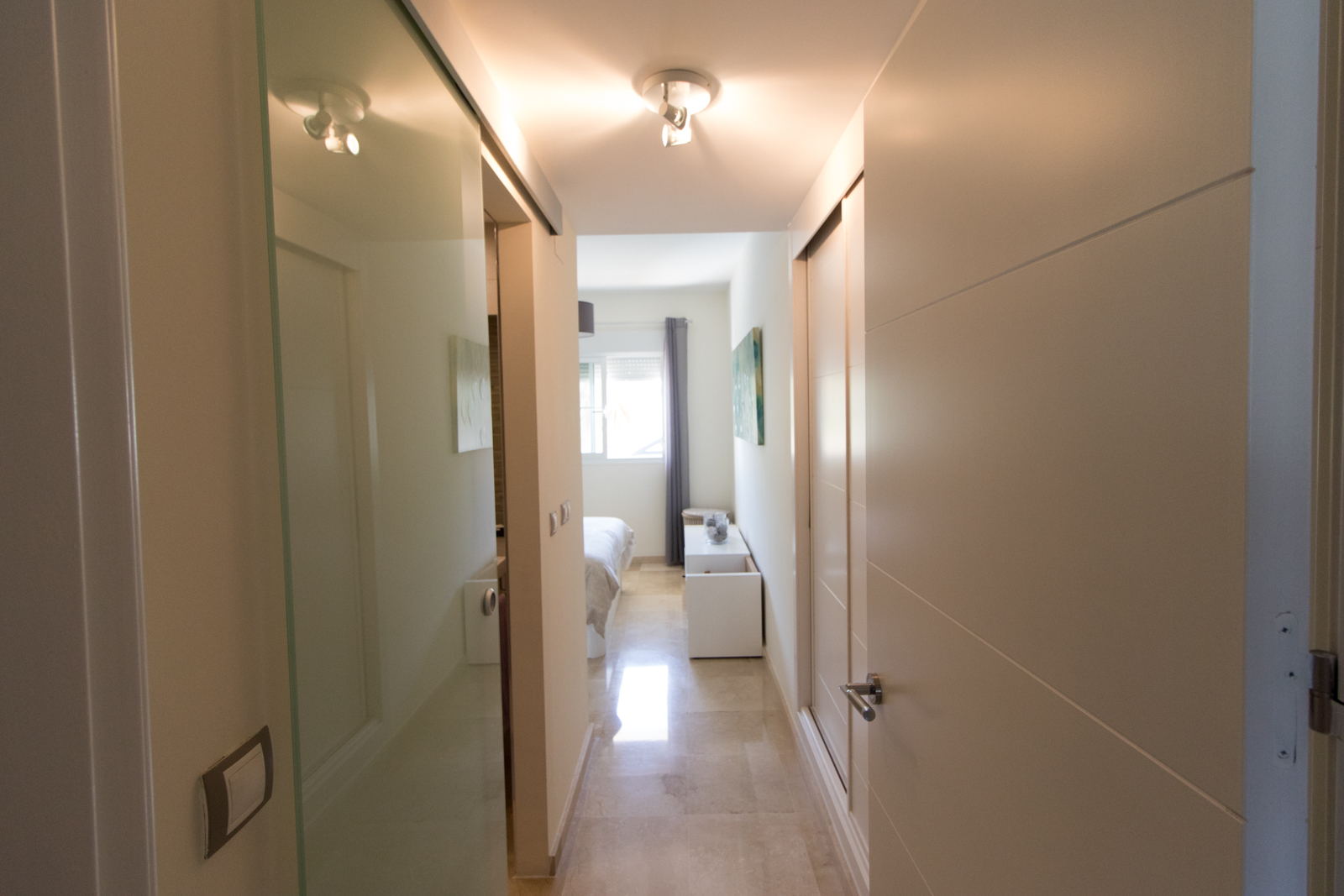 Residencial Duquesa Apartment: Entrance to Master Bedroom